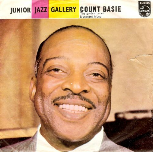 COUNT BASIE The Golden Bullet Vinyl Record 7 Inch Philips 1960
